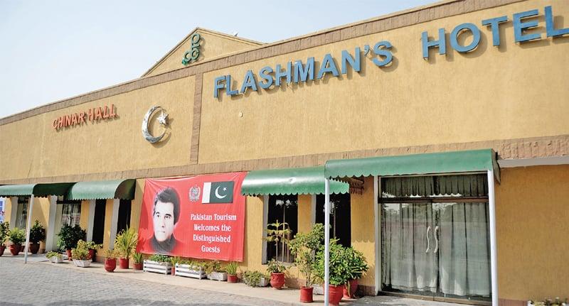 The history of Rawalpindi's first luxury hotel - Newspaper