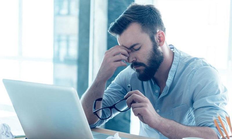 ڈپریشن میں مبتلا مردوں میں بانجھ پن کا خدشہ