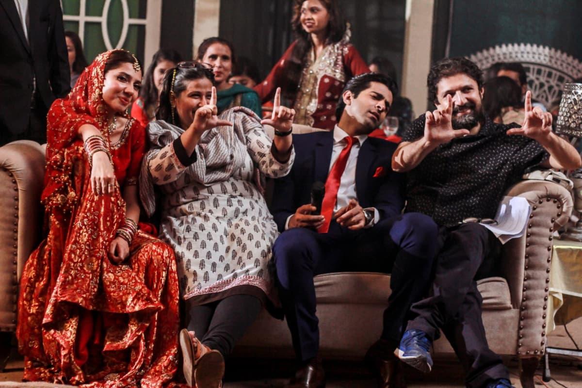 Will Mahira Khan and Sheheryar Munawar's characters end up together?