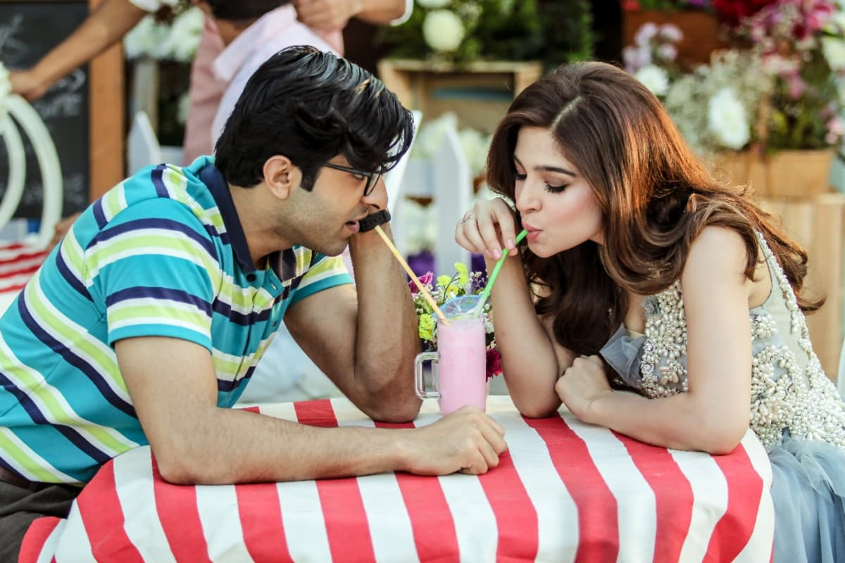 Psst Ayesha Omar also makes a cameo in the flick!