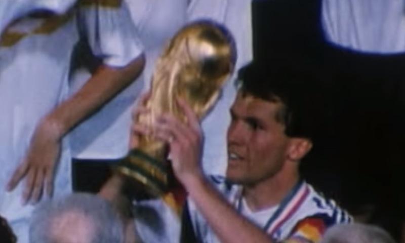 1990 کے ورلڈ کپ کا منظر— فوٹو، اسکرین شاٹ
