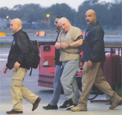 Extradited ex-Panama president Martinelli hospitalised