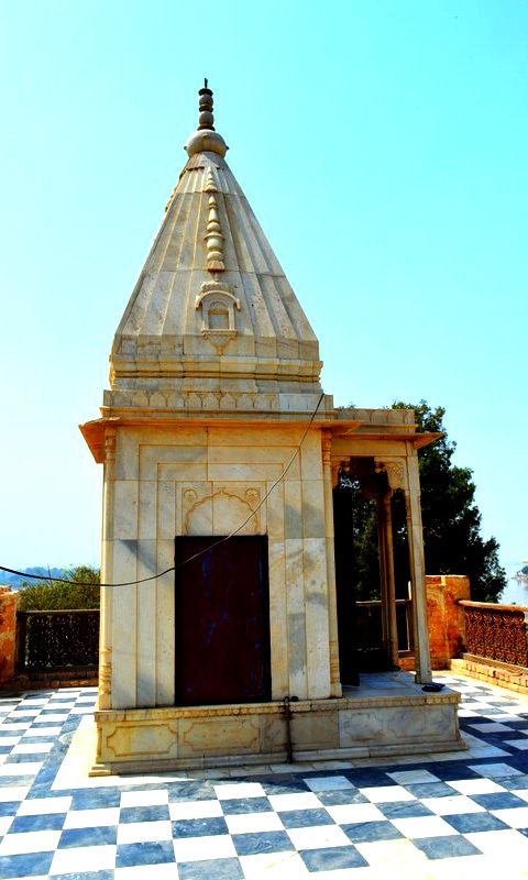 Shankar Mahadev Temple.