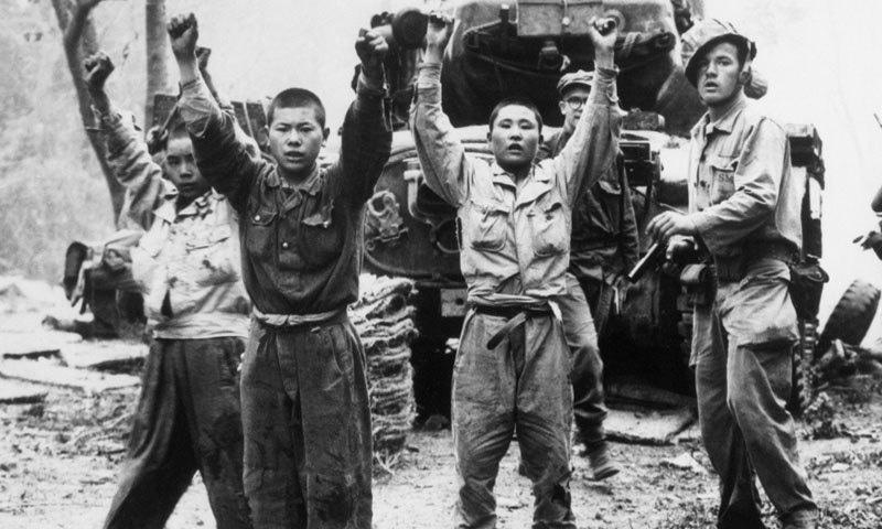 کوریا کی جنگ میں جہاں لاکھوں لوگ مارے گئے، وہیں لاکھوں تاحال لاپتہ ہیں—فوٹو: ہسٹری ڈاٹ کام