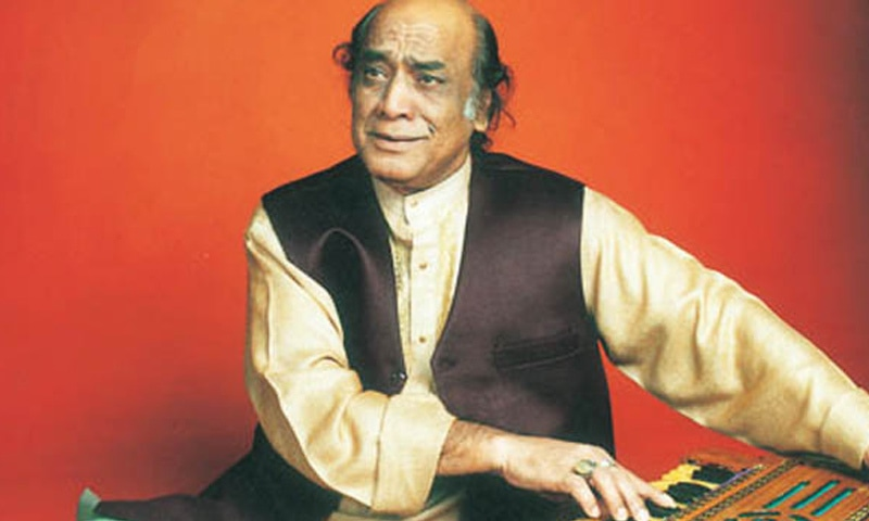 مہدی حسن کا انتقال 13 جون 2012 کو کراچی میں ہوا —۔