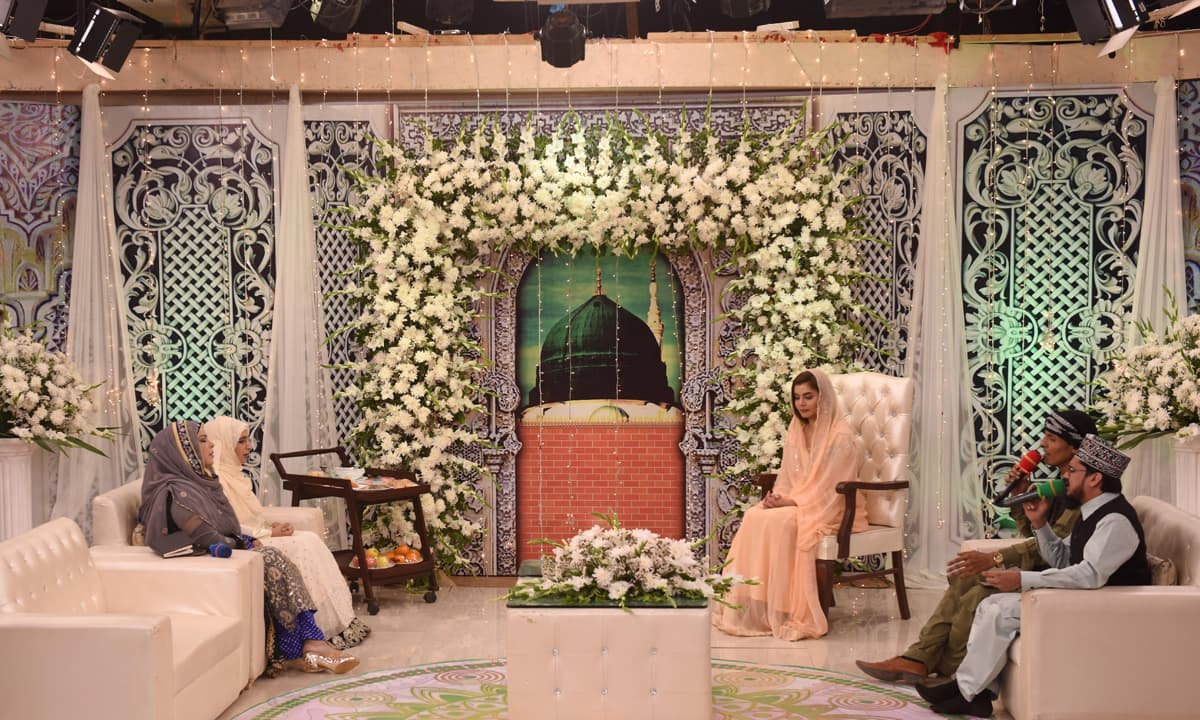 Why Pakistan's morning shows are problematic - Herald