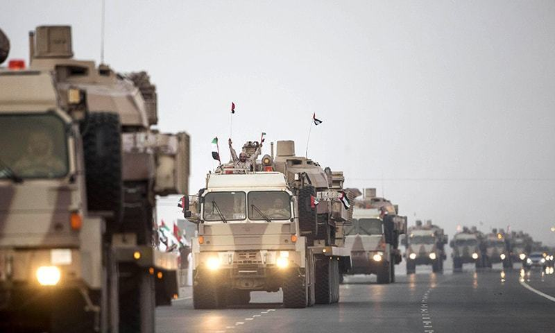 4 UAE troops killed in battle to retake Yemen's port city Hodeida