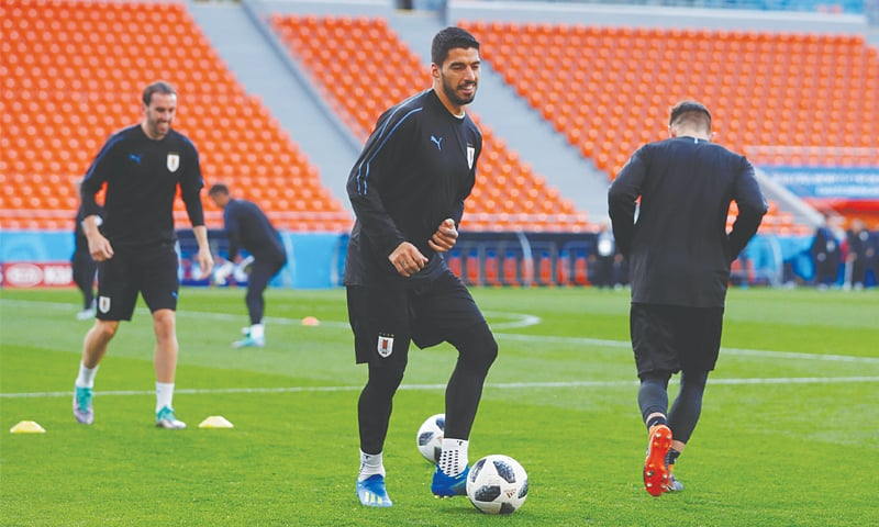 Egypt get Salah boost ahead of opener against Uruguay