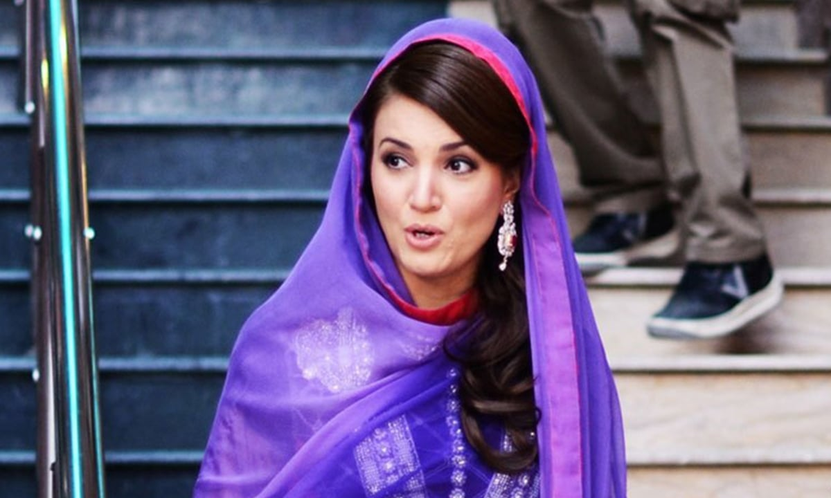 Reham Khan: Making and breaking news