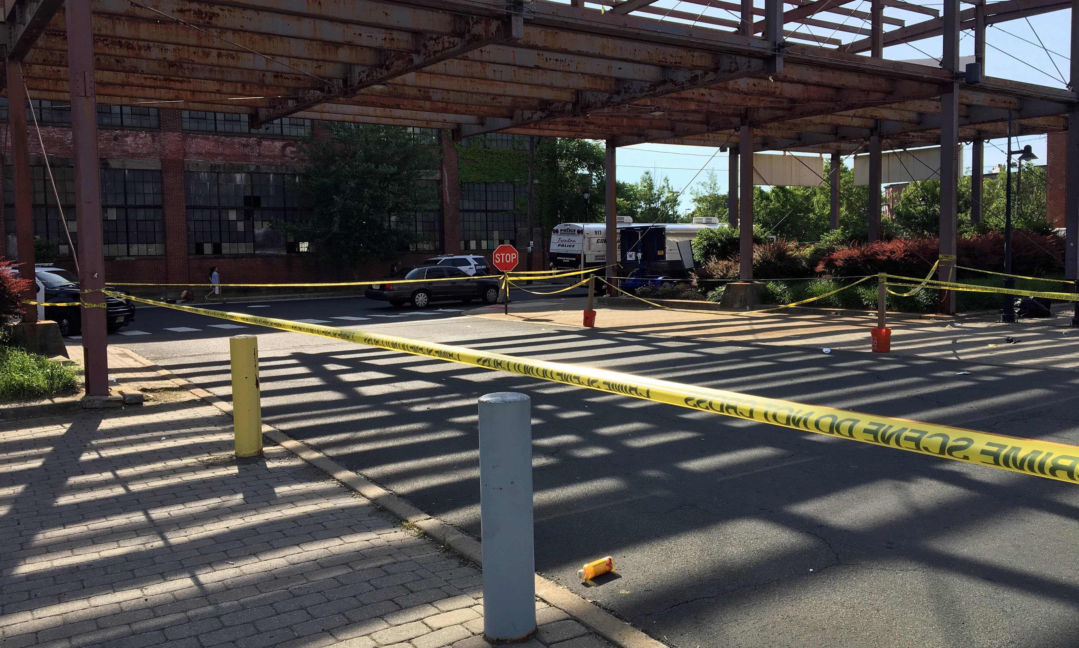 Suspect dead, 20 injured in shooting incident at arts festival in New Jersey
