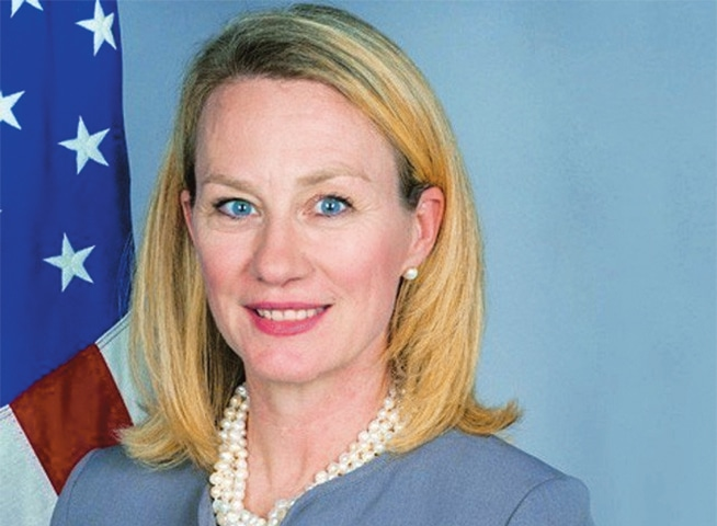 "US Principal Deputy Assistant Secretary of State for South and Central Asian Affairs Alice G. Wells acknowledges during a congressional hearing that Pakistan ""has an important role to play and has legitimate interests"" in Afghanistan."