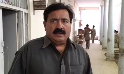 Mohammad Hussain Shaikh declared assets worth over Rs400 billion. — DawnNewsTV