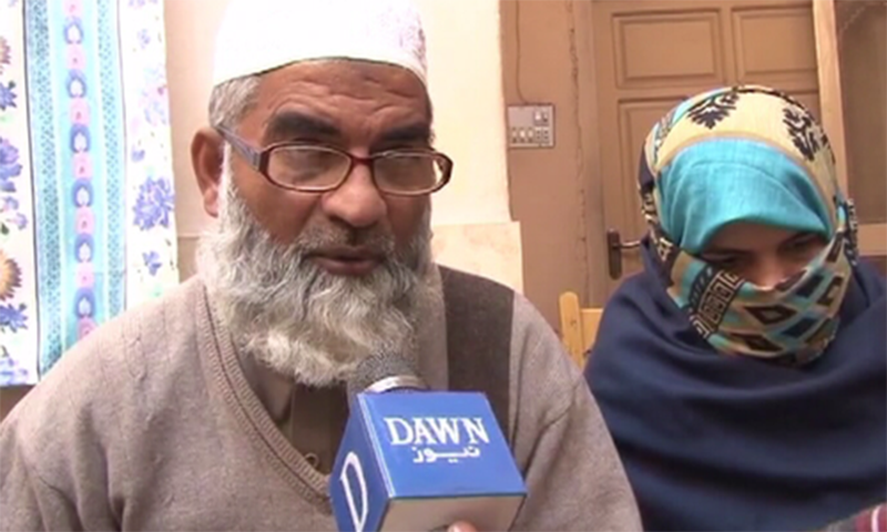 Zainab's father moves LHC for public hanging of convict