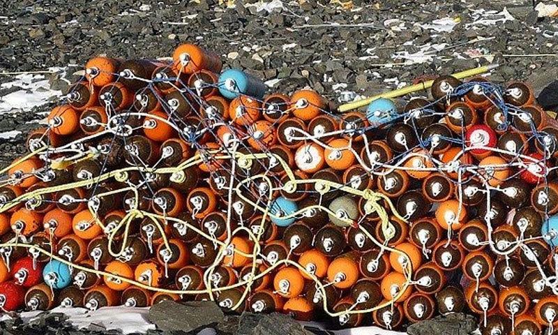 ہر سیزن میں ماؤنٹ ایورسٹ کے کچرے میں 11 ہزار کلو کا اضافہ ہو رہا ہے—فوٹو: پنٹریسٹ
