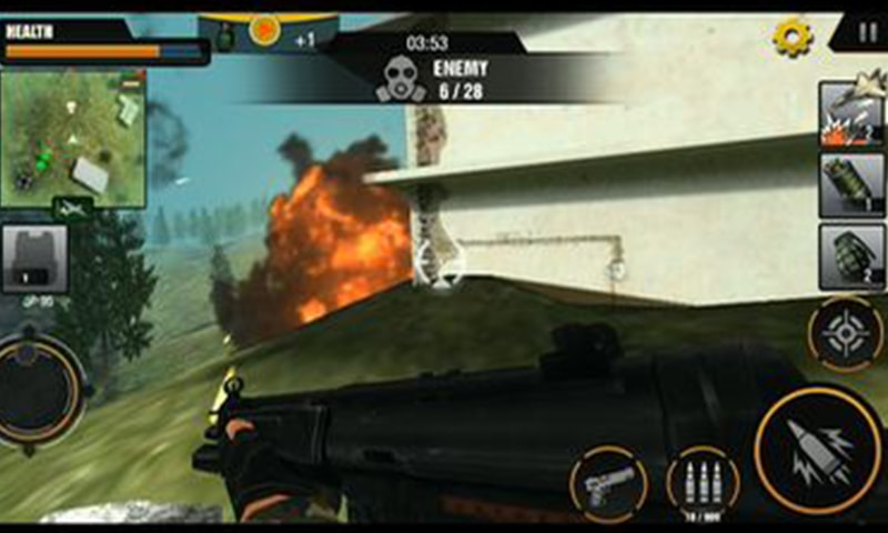 Review: This new mobile game by the Pakistan Army lets you