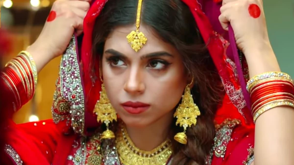 Sonya Hussyn, the reluctant bride in Meri Guriya