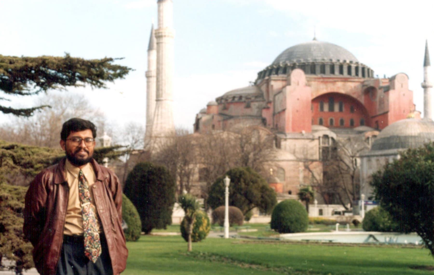 1995ء میں ترکی کا سفر—تصویر عبیداللہ کیہر