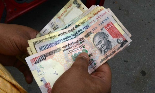 Indian rupee hits all-time low against US dollar