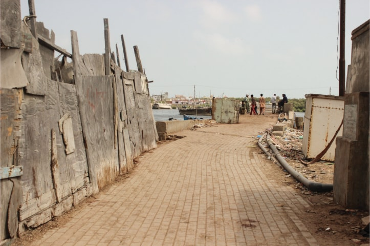 A first look at Baba Island, 20 km from Karachi's Keamari port