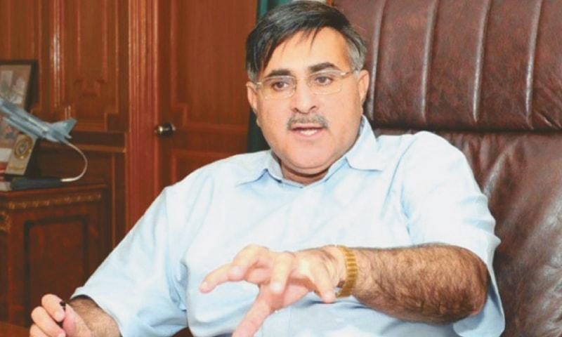 FORMER speaker of the Balochistan Assembly Aslam Bhootani