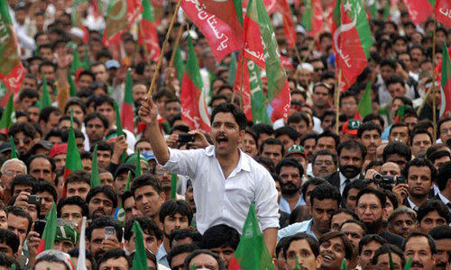 PTI to take action against workers for 'violating discipline' by contesting as independents
