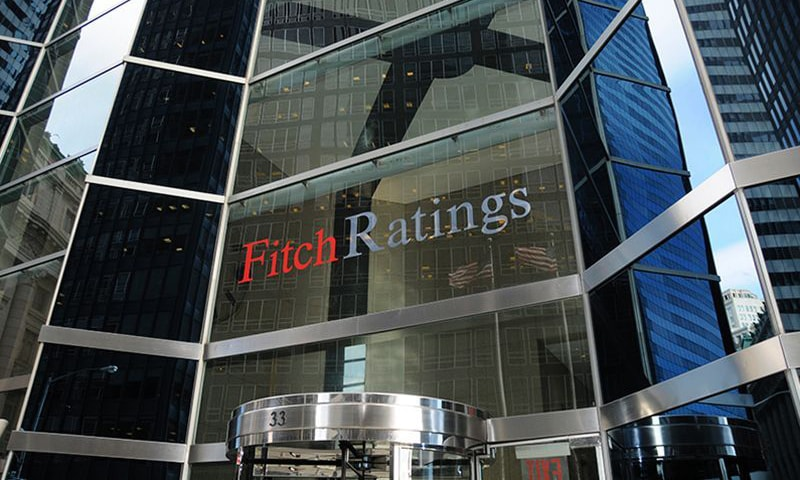 Fitch Ratings headquarter in New York.