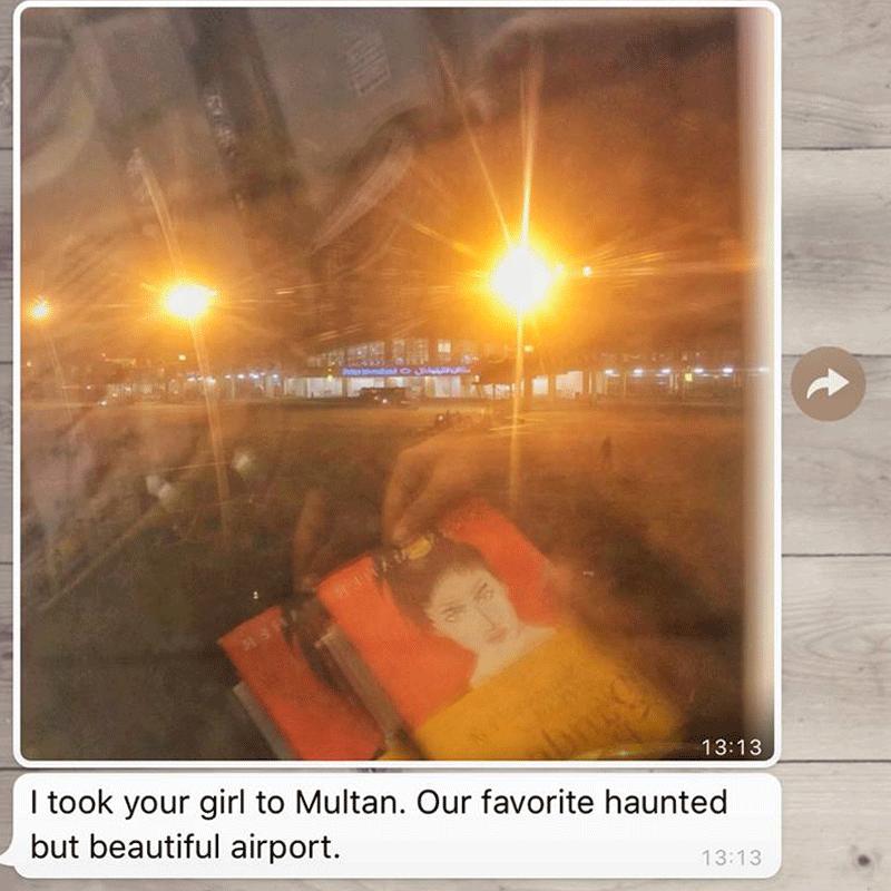 Multan, again