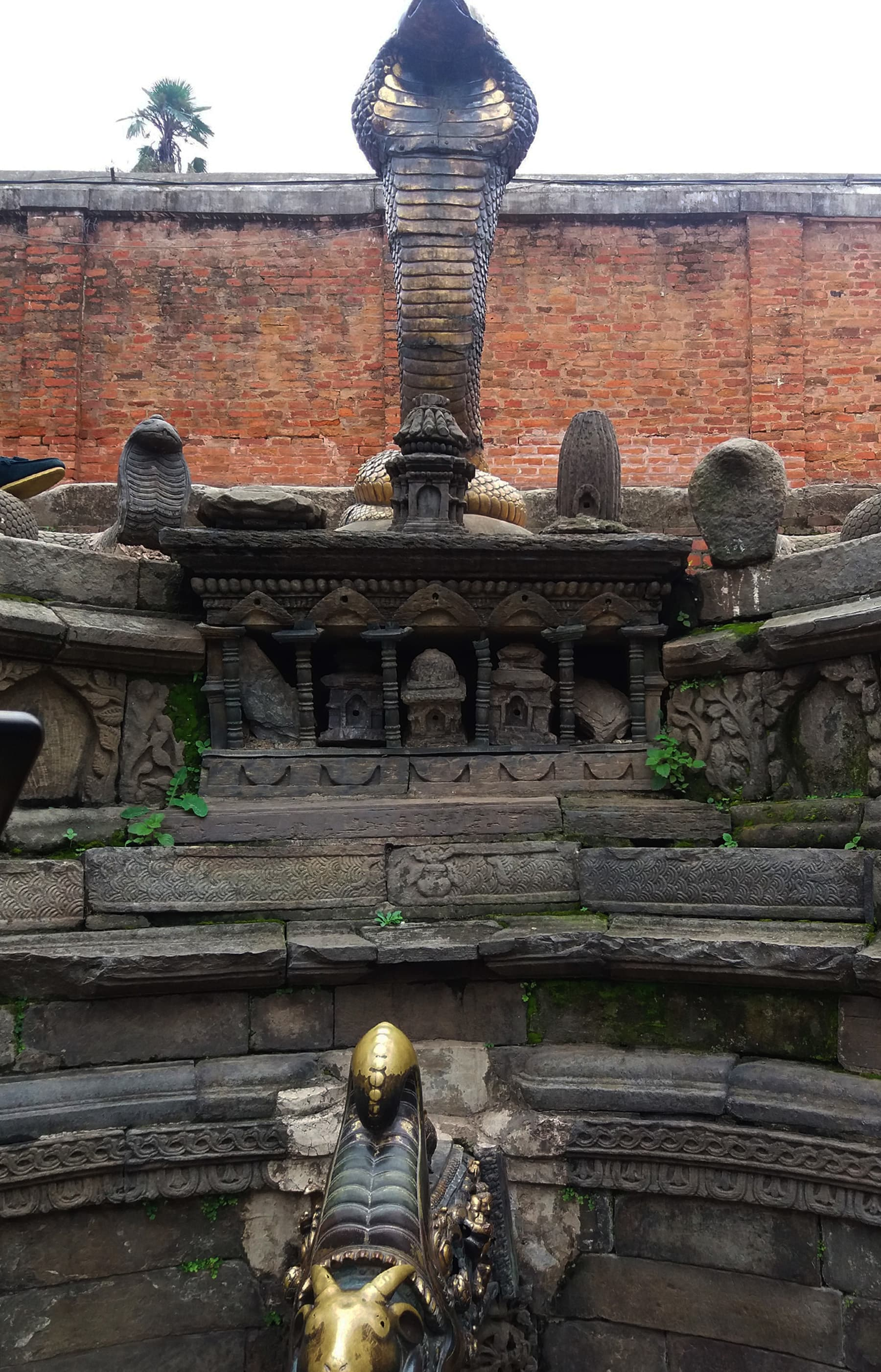 نیپال کو مندروں کا شہر غلط نہ ہوگا—تصویر شبینہ فراز