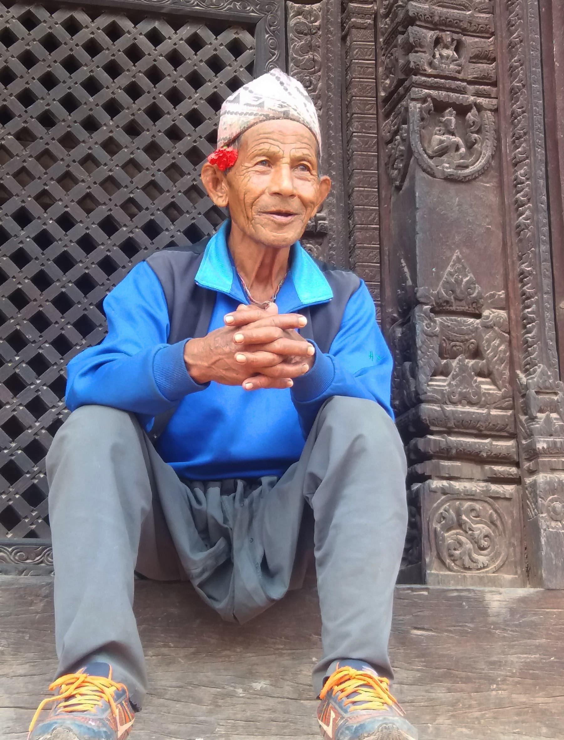 نیپال کی نگری—تصویر شبینہ فراز