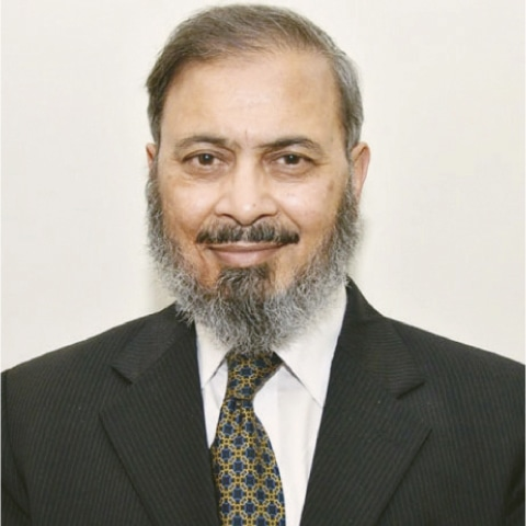 Saeed Ahmad  CEO of National Bank of Pakistan