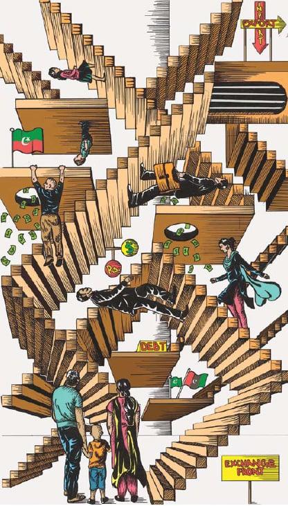 Illustration by Rahada Tajwer.