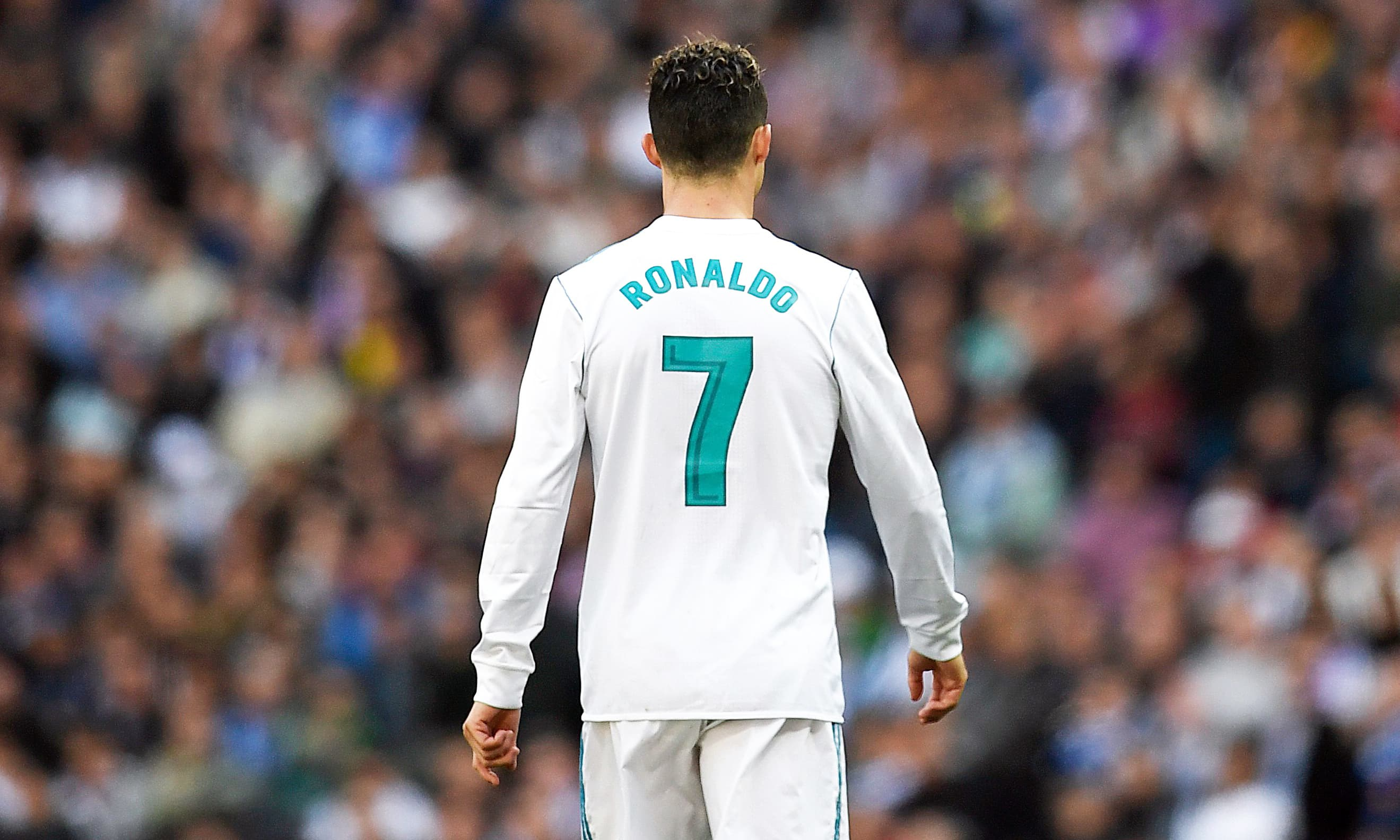 Real Madrid announce Ronaldo's transfer to Juventus