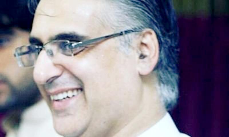Slain ANP leader Haroon Bilour.