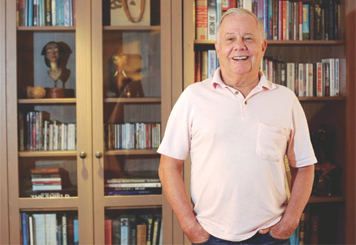 JIM Rogers, co-founder of Quantum Fund & investment guru.—China Daily