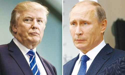 Summit with Trump a win for Putin even before it begins