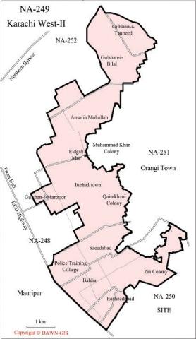 Shahbaz seeks to establish Karachi foothold in NA-249