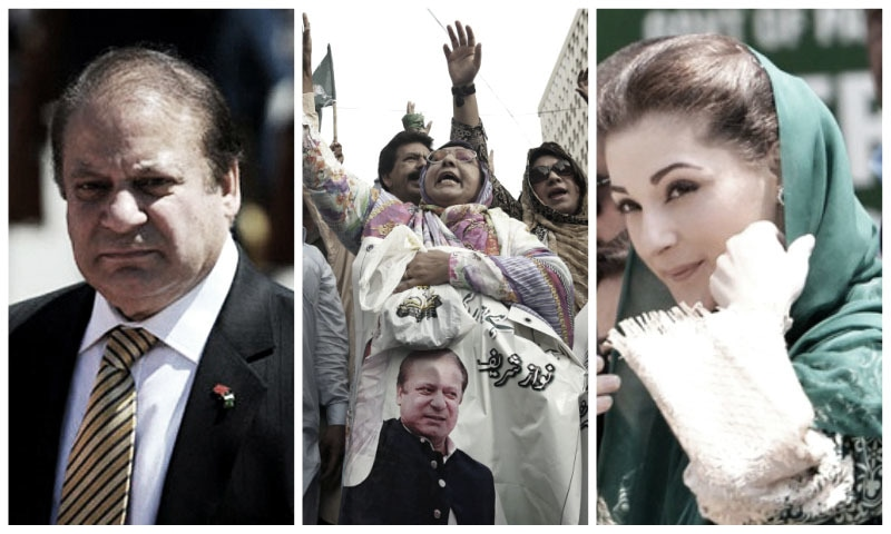 'Coming back was a political necessity': analysts react to Nawaz and Maryam's return