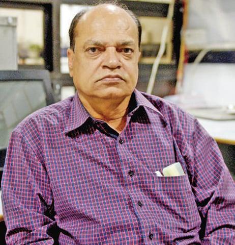 Dr Ashok Kumar Tanwani — autopsy examiner