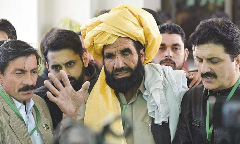 'No confidence in ATC judge': Naqeebullah's father wants case moved to another court