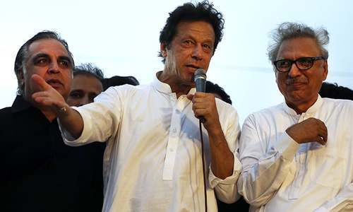 With GDA help, PTI will defeat PPP in Sindh: Imran