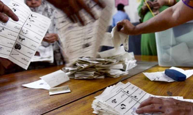 6 polling officers arrested for tampering with ballot papers in Sehwan