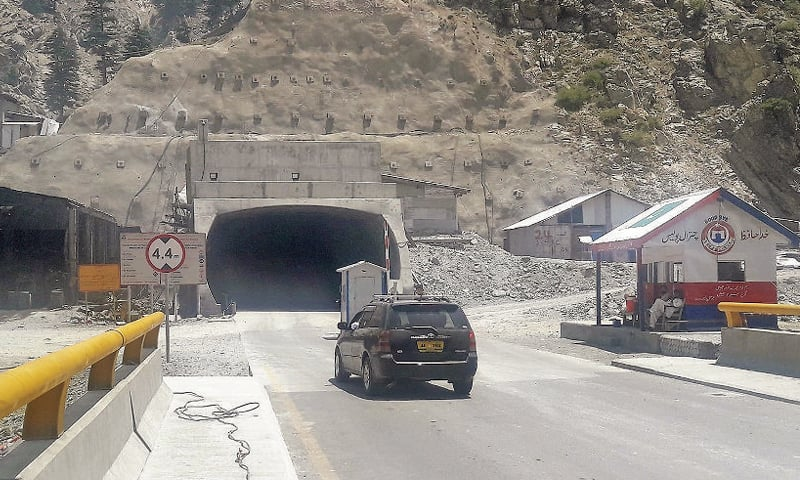 Lowari tunnel to sway Chitral vote