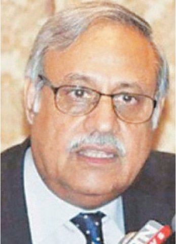 Election Commission of Pakistan Secretary Babar Yaqoob Fateh Mohammad—File photo
