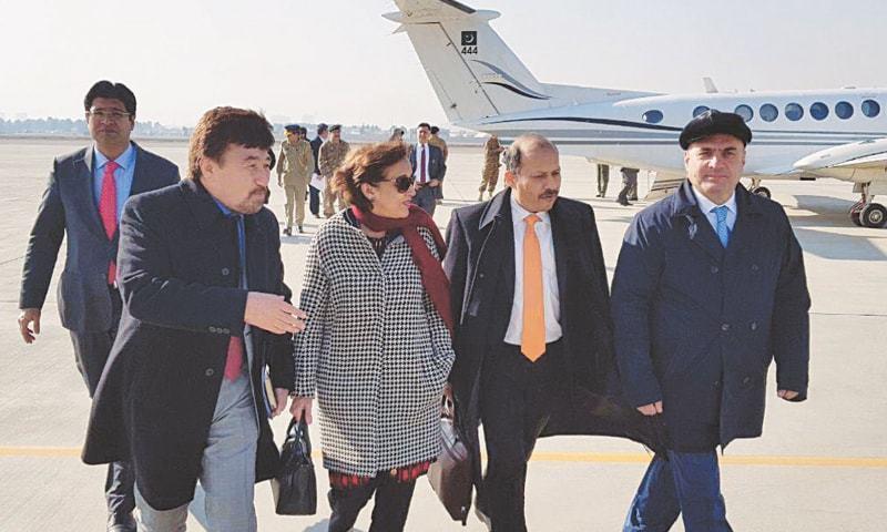 Pak-Afghan working groups hold inaugural meetings