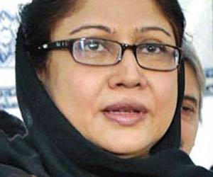 Faryal Talpur gets six-day protective bail in FIA case
