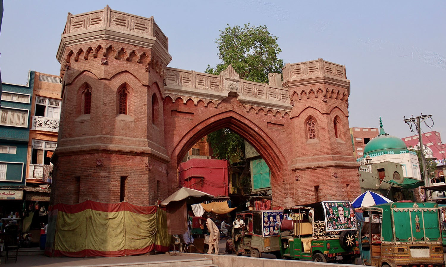 Haram Gate, Multan. —All photos by author