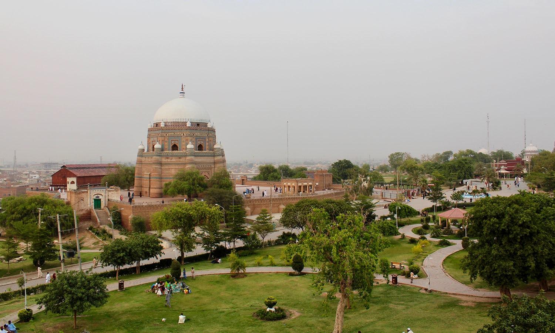 Shrine of Shah Rukn-i-Alam