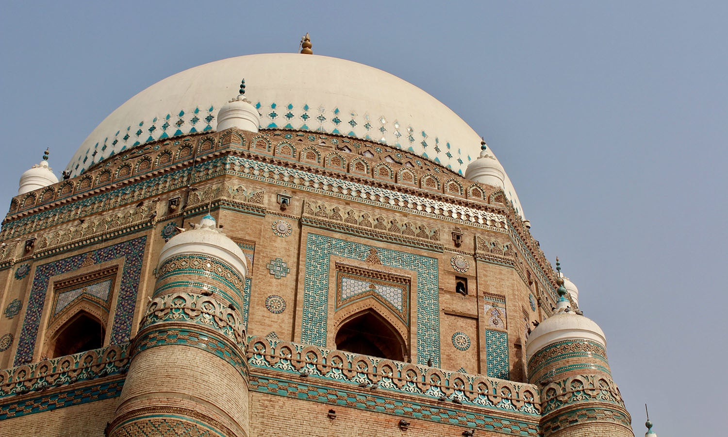 Shrine of Shah Rukn-i-Alam