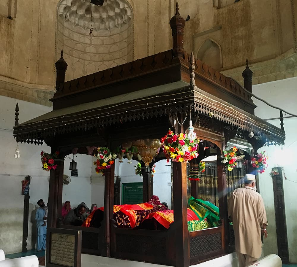 Tomb of Bahauddin Zakariya