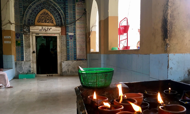Tomb of Musa Pak Shaheed